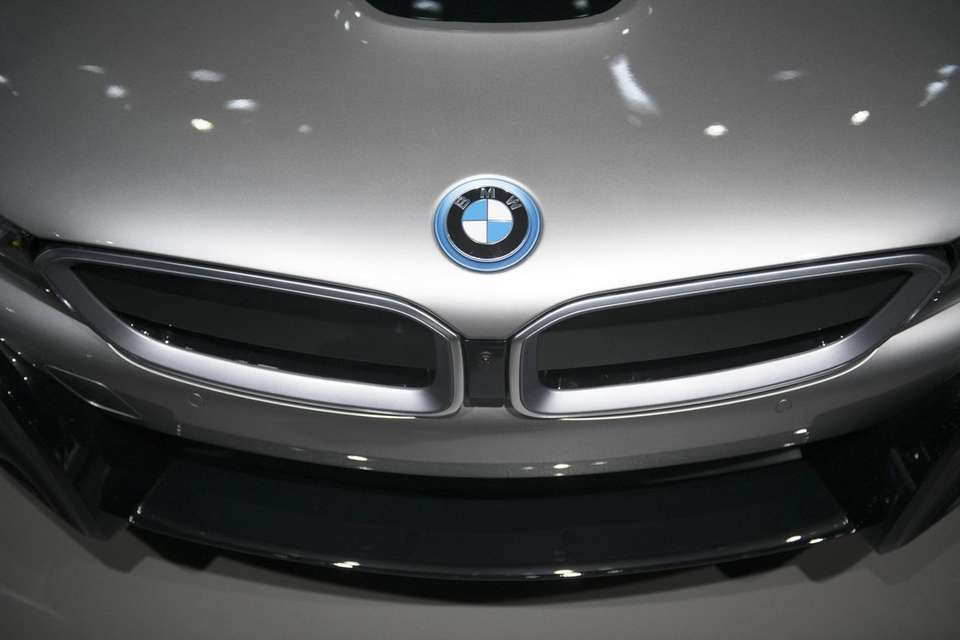 German automaker BMW. MUST CREDIT: Bloomberg photo by