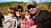 Diane and Daniel Schuler with their children Bryan,