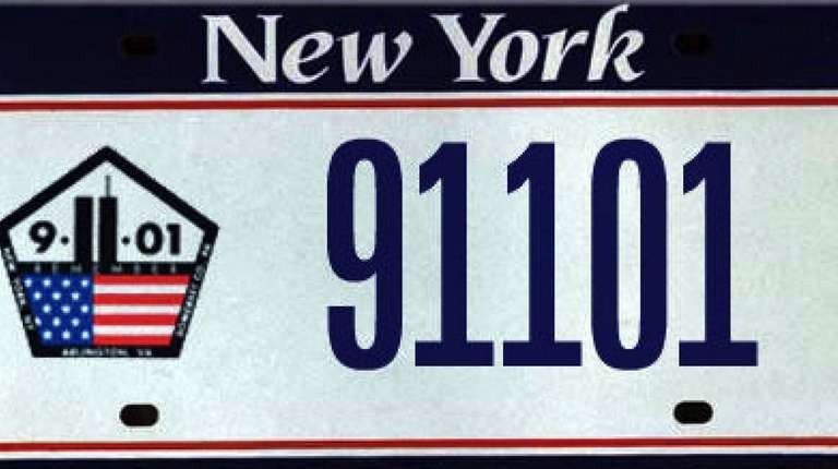 A new license plate design will soon be