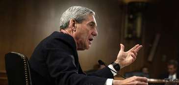 Special counsel Robert Mueller took the investigation of