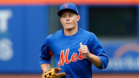 Jarred Kelenic was the Mets' first-round pick in