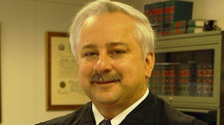 Judge Gregory Lasak in 2003.