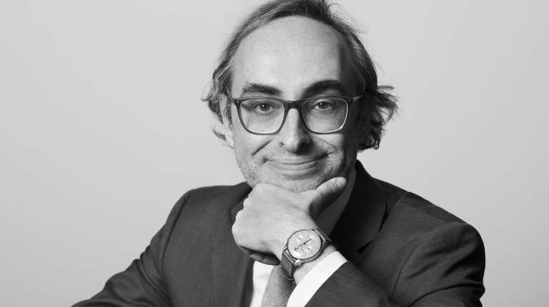Gary Shteyngart, author of