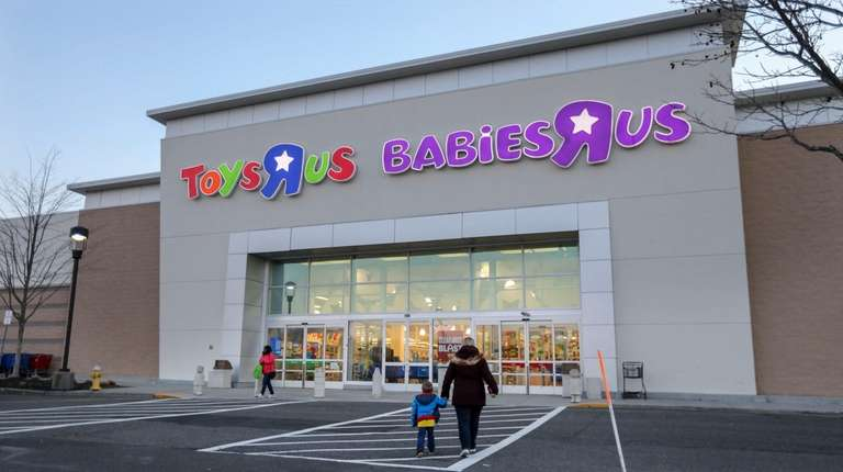 82 Toys R Us Babies R Us Locations Set For Auction Newsday