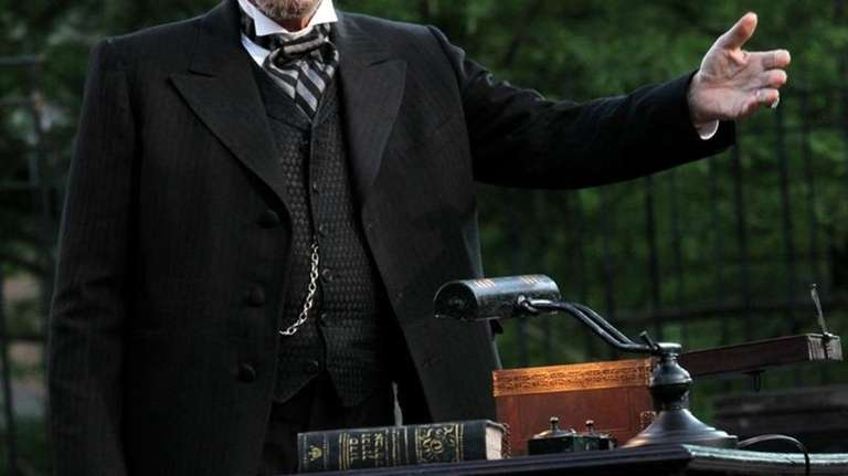 Al Pacino in The Public Theater's production of