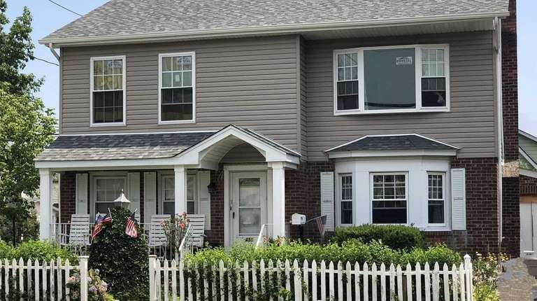 This Colonial is for $699,000.