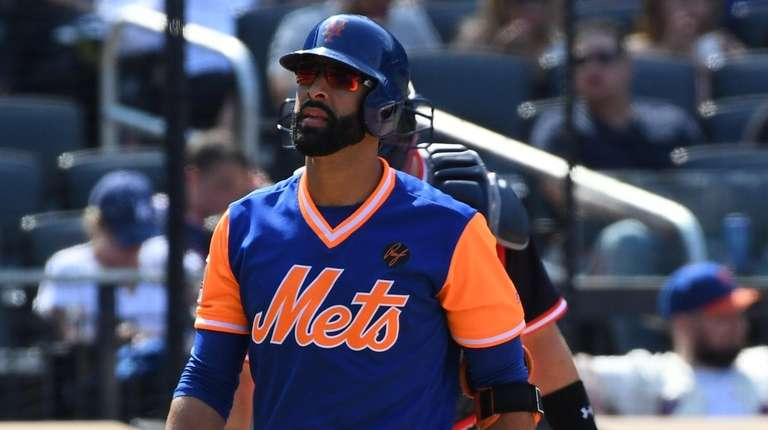 brand new 36d0a 172a6 Jose Bautista traded by Mets to Phillies | Newsday