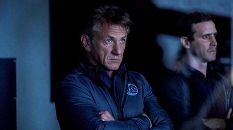 Sean Penn and James Ransone star in Hulu's