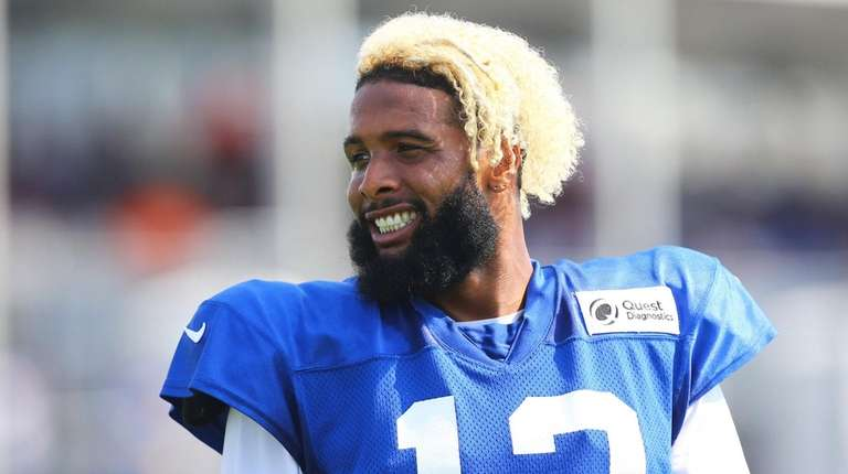 Odell Beckham's journey to new contract made key stops in ...