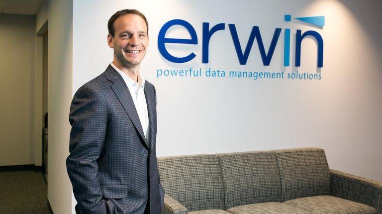 Adam Famularo, erwin's chief executive, said Tuesday the