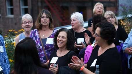 The Willow Interfaith Women's Choir is the only