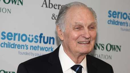 Alan Alda attends the SeriousFun Children's Network Gala