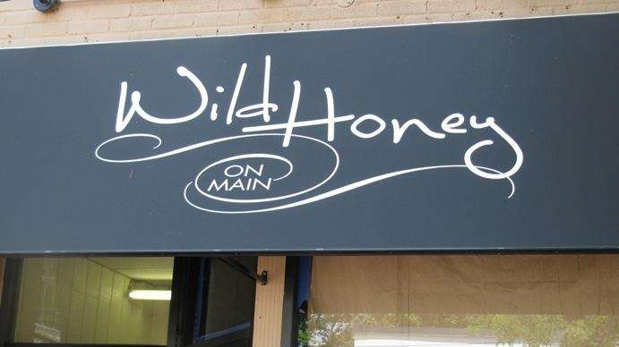 Exterior of Wild Honey on Main in Port