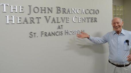 John Brancaccio, a devoted New York Yankees fan