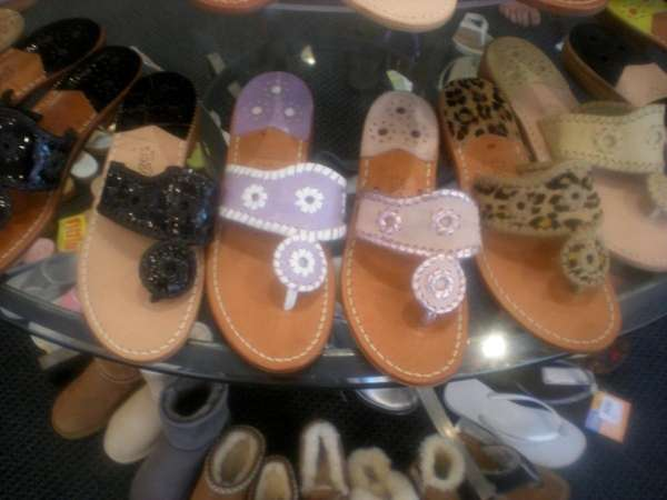 Jack Rogers sandals from Jildor in Southampton on