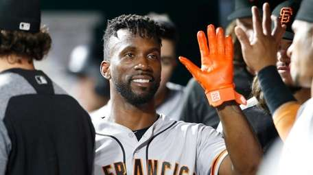 Andrew McCutchen, whom the Pirates traded to the