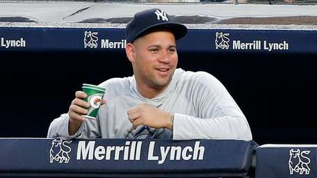 Teammates say that Gary Sanchez, who is about