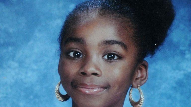 Khalima Jones, 11, was critically injured after being