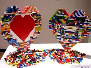 The Sixth Annual Lego Building Block Contest &