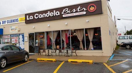 La Candela Bistro in Hicksville has closed.