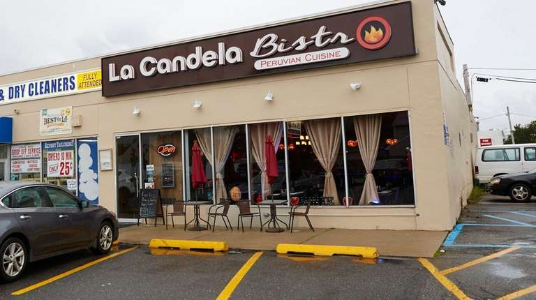 La Candela Bistro in Hicksville has closed.