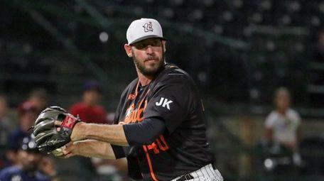 Former Dodgers prospect Logan Ondrusek has been a
