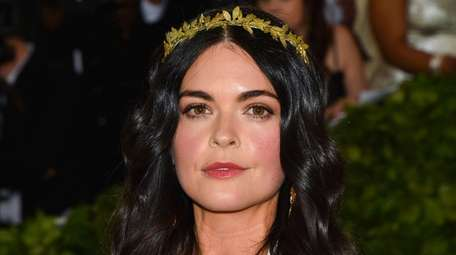 Katie Lee attends The Metropolitan Museum gala in