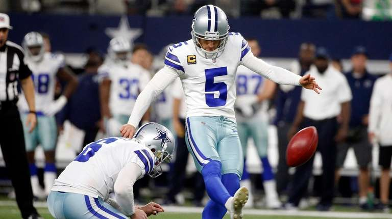 Dan Bailey, one of the NFL's best kickers,