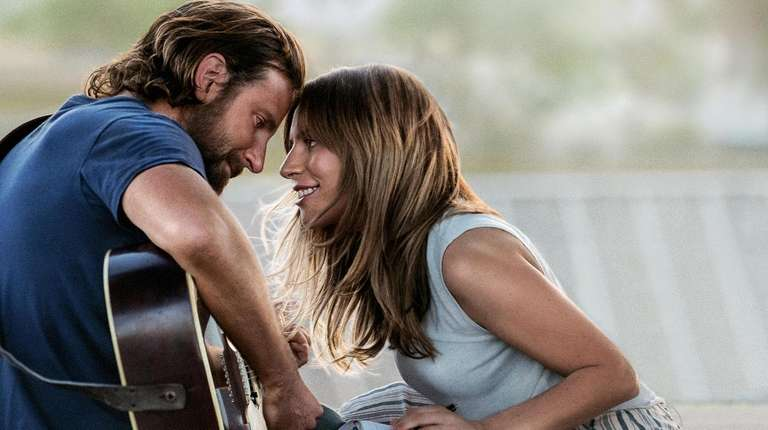 "Bradley Cooper and Lady Gaga star in ""A"