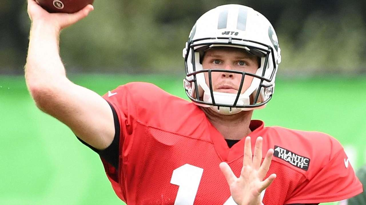 The Sam Darnold era will officially begin next