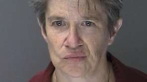 Janet Aliperti was charged with third-degree aggravated unlicensed
