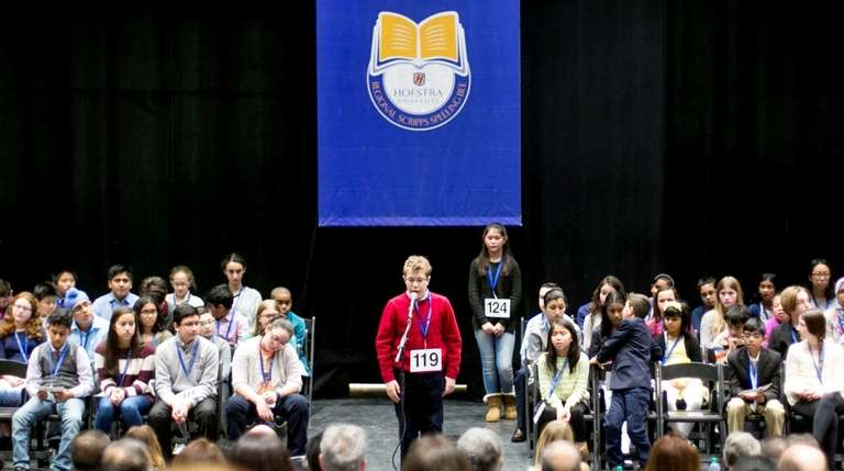 Long Island students participate in the 2017 Long