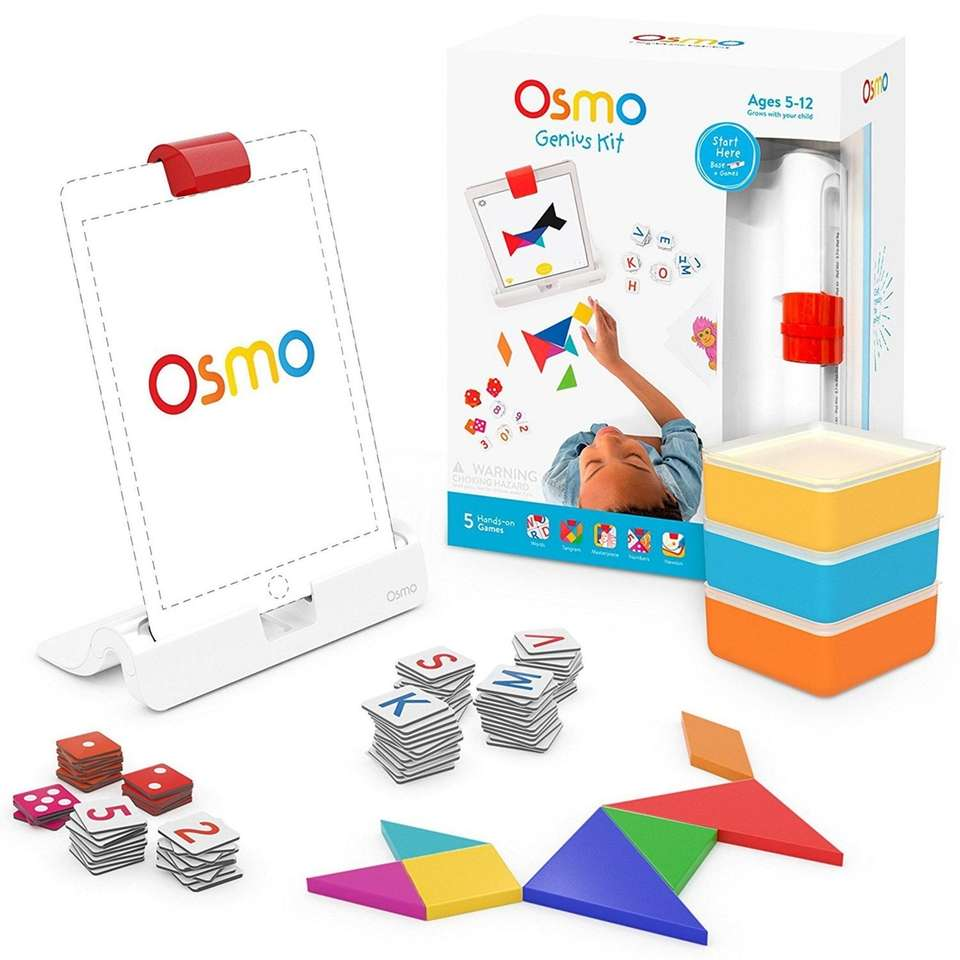 The Osmo Genius Kit turns your iPad into