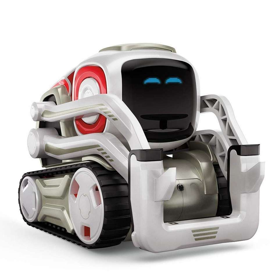 Cozmo is your robot sidekick with a big