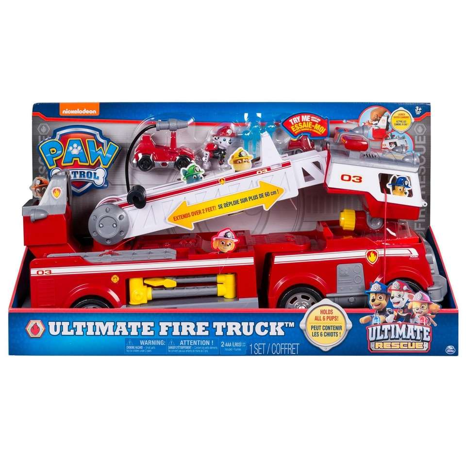 Marshall's Rescue Fire Truck set from Spin Master