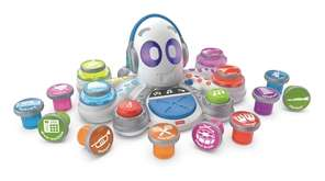 Rocktopus from Fisher-Price teaches kids about different instruments,