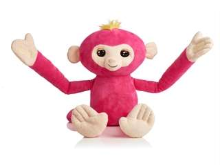 Fingerlings Hugs from WowWee have extra-long arms perfect