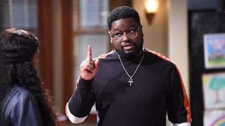 "Lil Rel Howery stars in Fox's ""Rel,"""