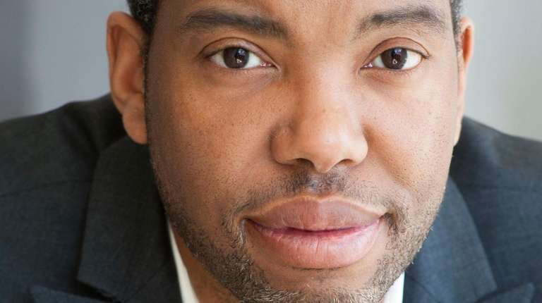 "Ta-Nehisi Coates, author of ""Between the World and"