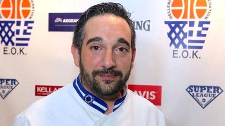 Nicholas Poulmentis is the new chef at Oniro