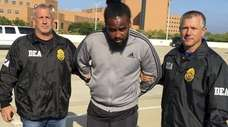 Ismail Latif of Wyandanch was arrested by a