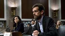Jack Dorsey, co-founder and chief executive officer of