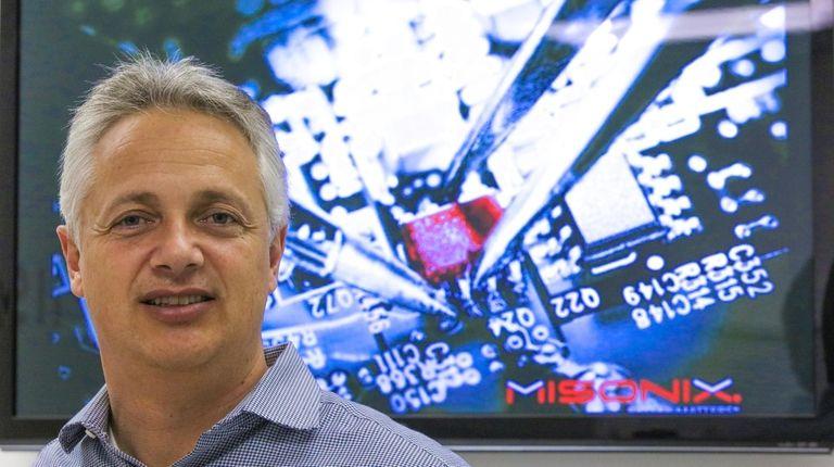 Misonix CEO Stavros Vizirgianakis said a new rental