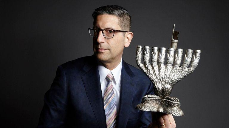 Jonathan Greenstein, founder and president of J. Greenstein