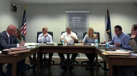 Munsey Park Village Board members said Wednesday the