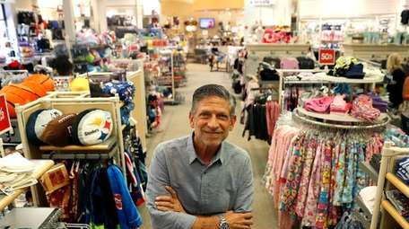 Perry Schorr, owner of Lester's, says sales are