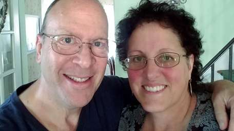 Bill and Rose Greenman of Bellmore, who have