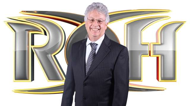 Ring of Honor Chief Operating Officer Joe Koff.