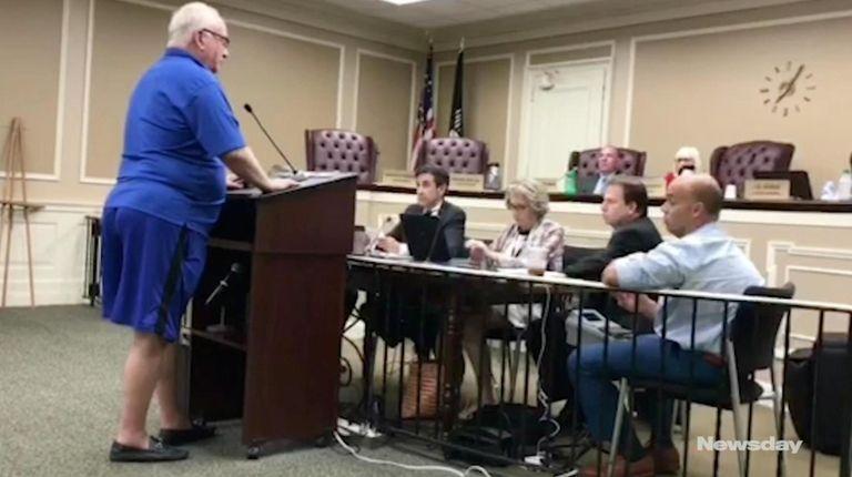 Roslyn resident Mark Karten is among those concerned