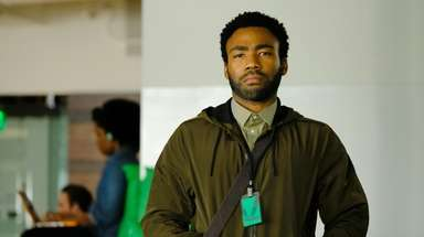 "Donald Glover and his FX show, ""Atlanta,"" are"